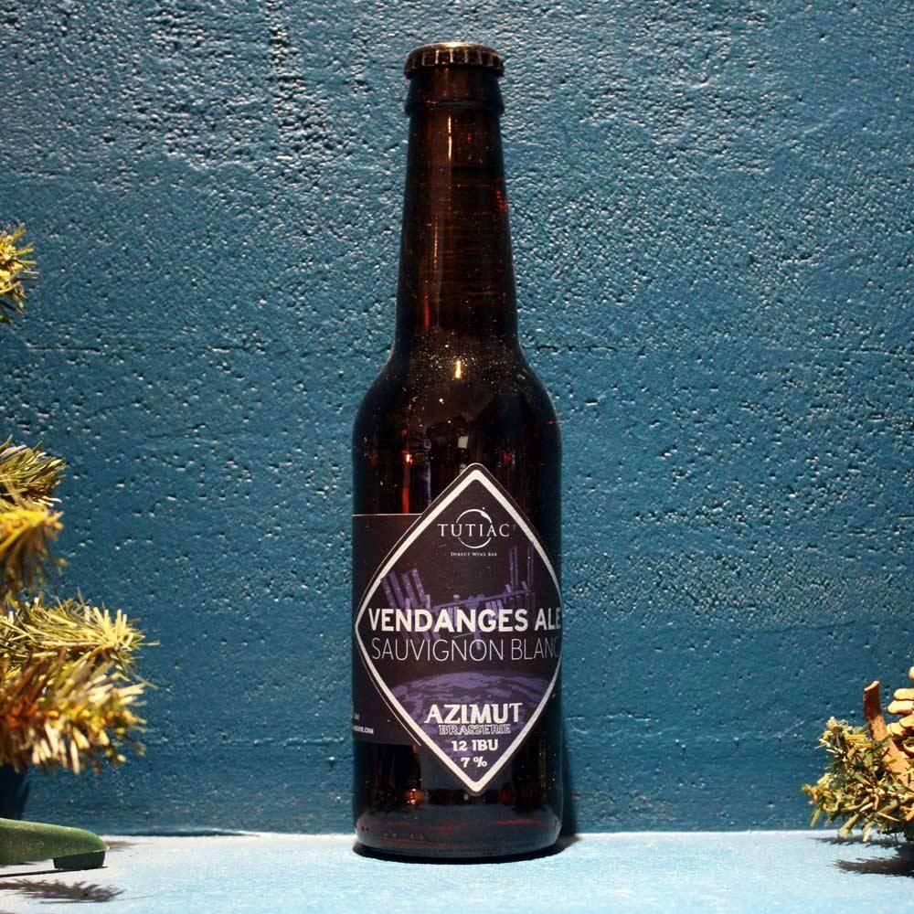 Vendanges Ale Sauvignon Blanc - 33 cl