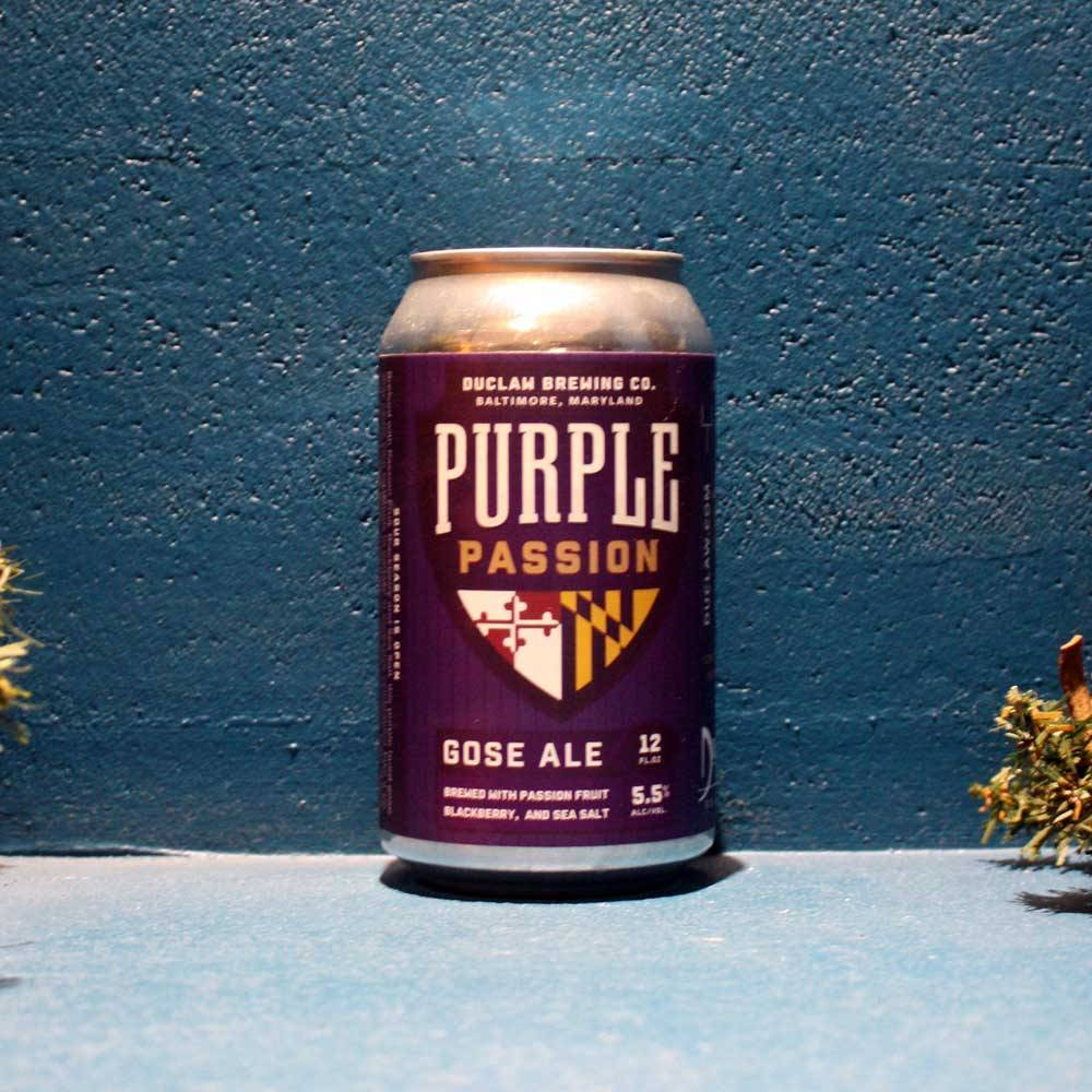Purple Passion - 35,5 cl - Duclaw