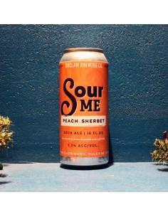 Sour Me Peach Sherbet - 47,8 cl - Duclaw