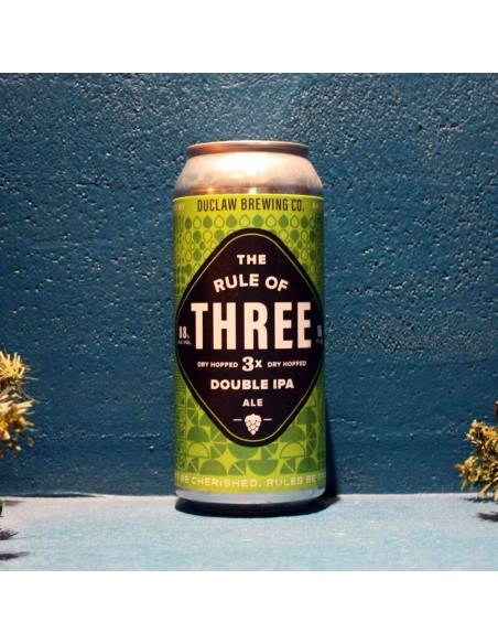 The Rule of Three - 47,8 cl - Duclaw