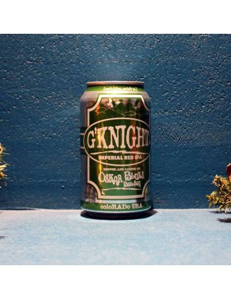 G'Knight Oskar Blues - 35,5 cl