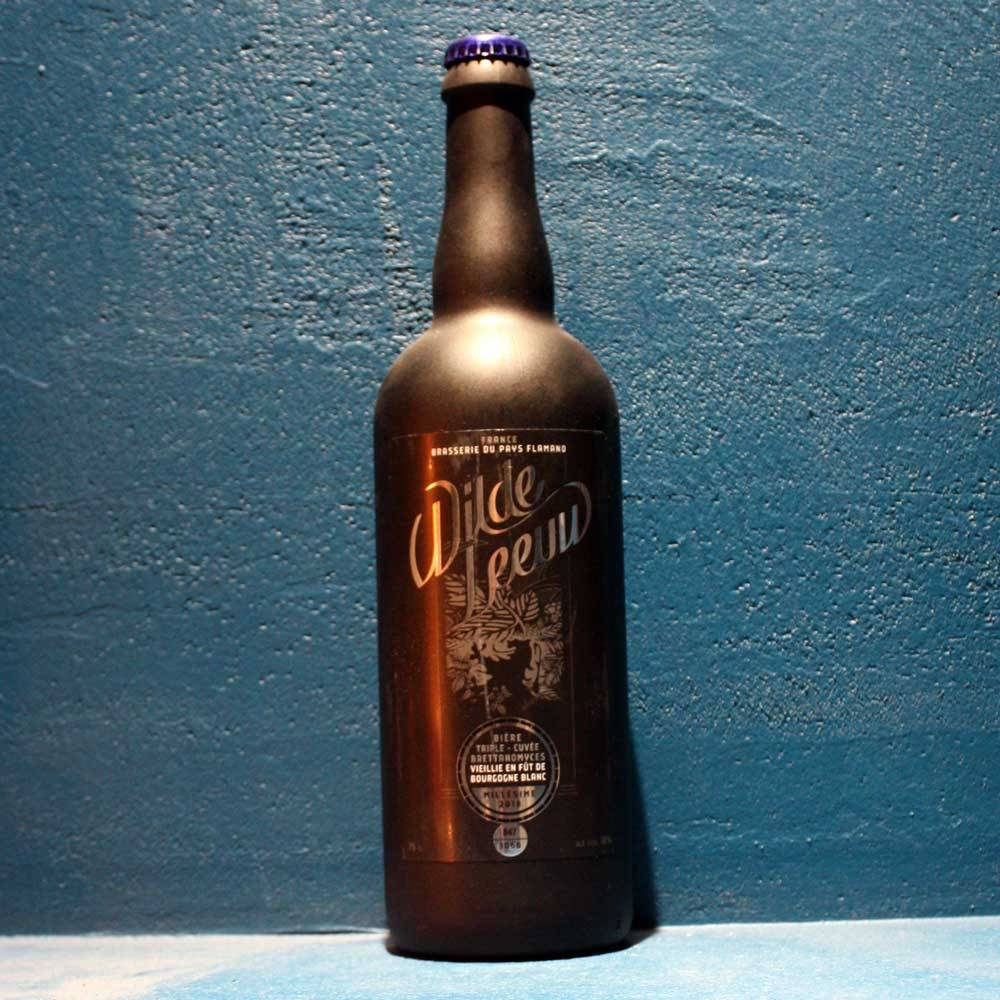 Wilde Leeuw Triple Grand Cru Vieillie en Fût de Bourgogne Blanc - 75 cl