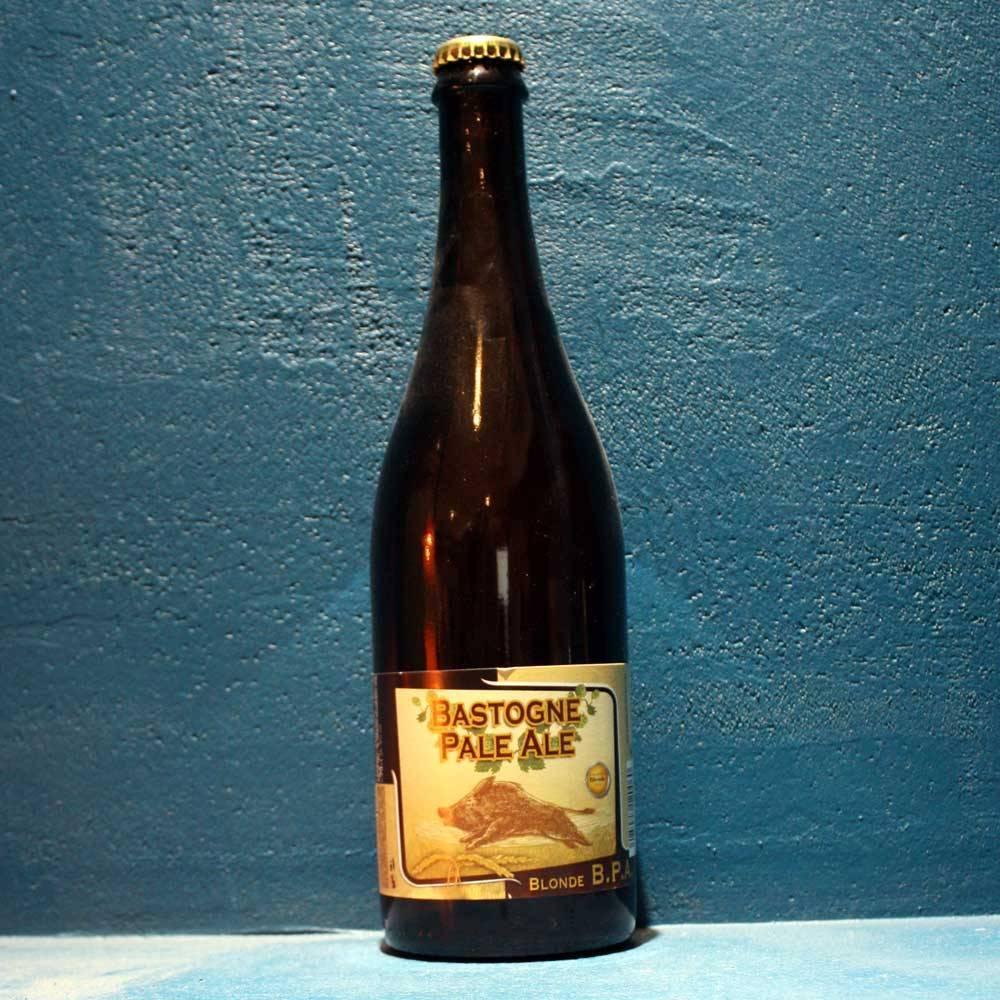 Bastogne Pale Ale - 75 cl