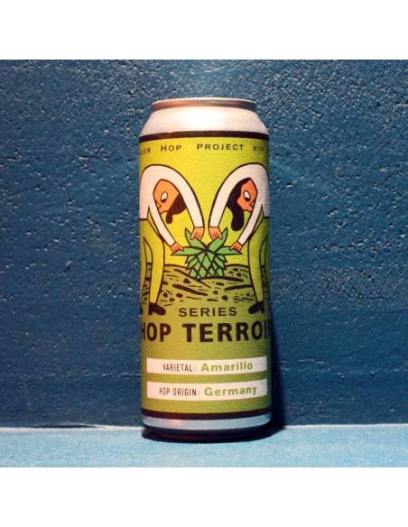 Hop Terroir Series: Amarillo Germany 50 cl