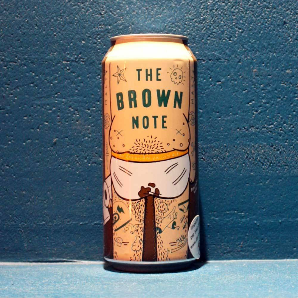 The Brown Note 47,3 cl