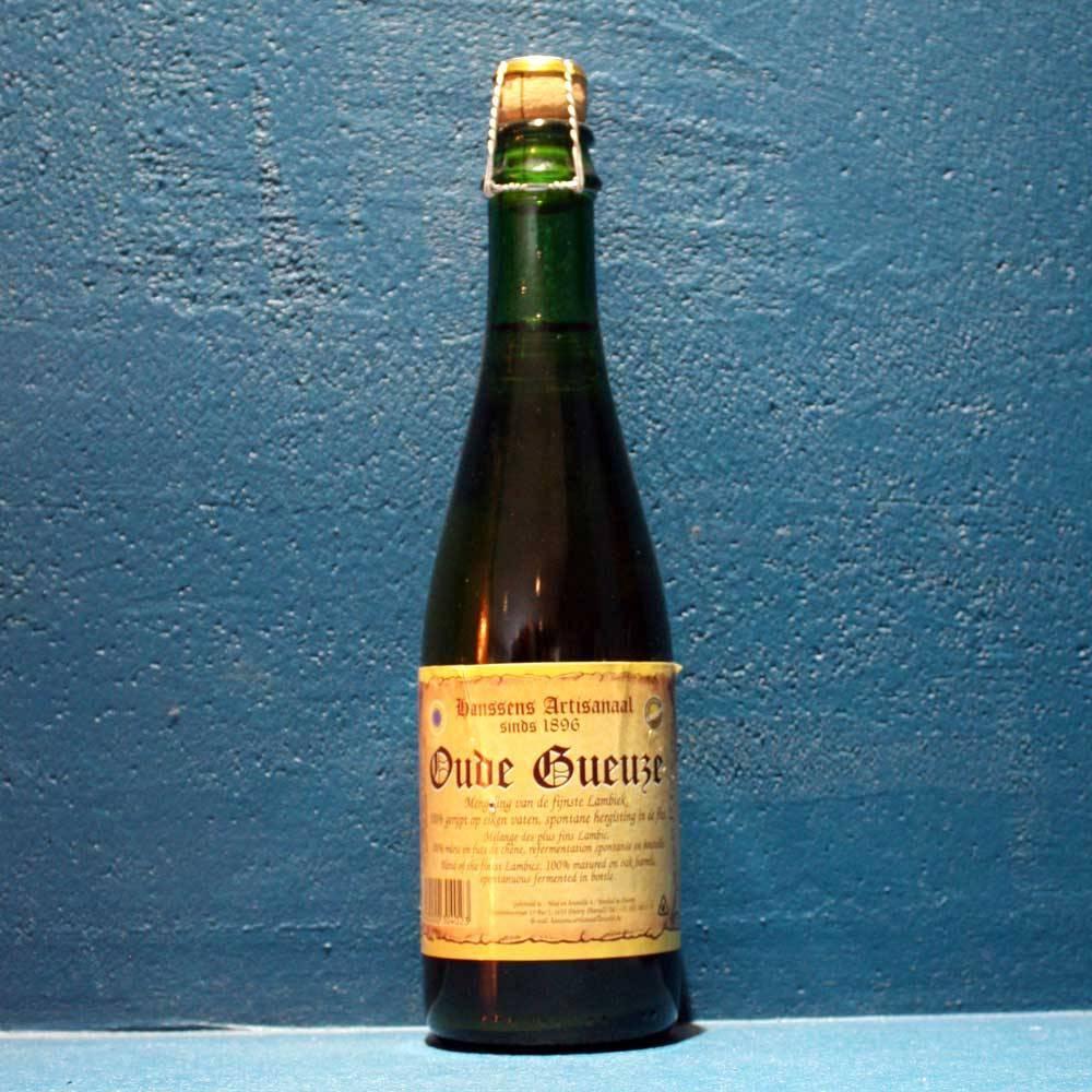 Hanssens Oude Gueuze - 37,5 cl