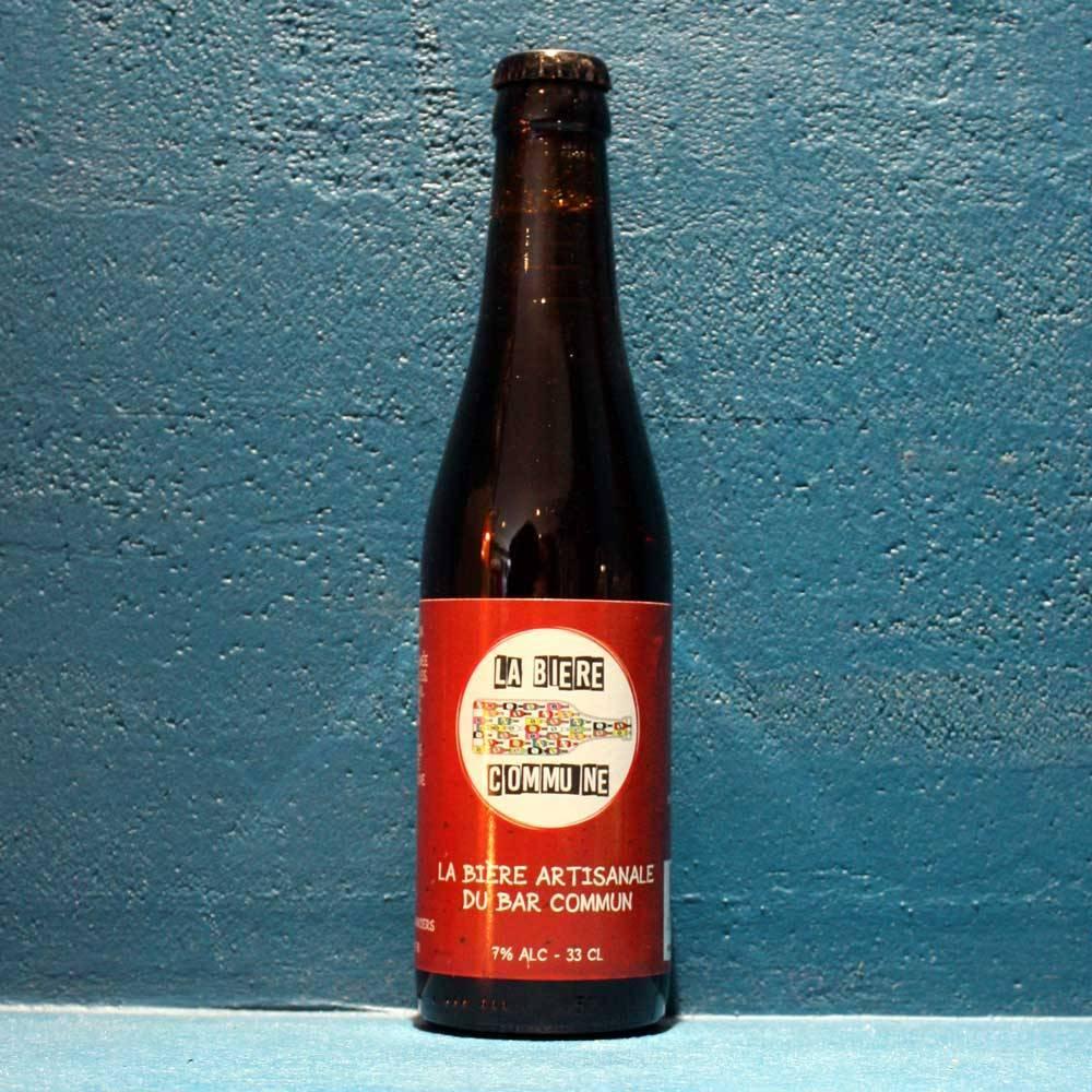 La Bière Commune - 33 cl - Brasserie Thiriez
