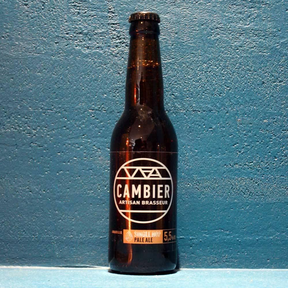 Amarillo Pale Ale - 33 cl - Cambier