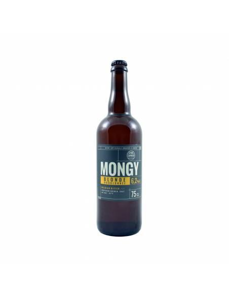 Mongy Blonde Houblonnée - 75 cl - Cambier
