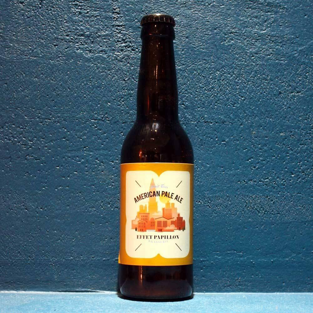 American Pale Ale - 33 cl - Effet Papillon