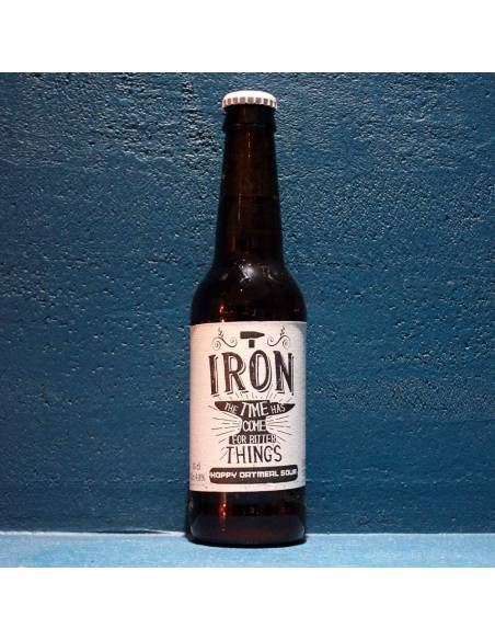 Hoppy Oatmeal Sour - 33 cl - Iron