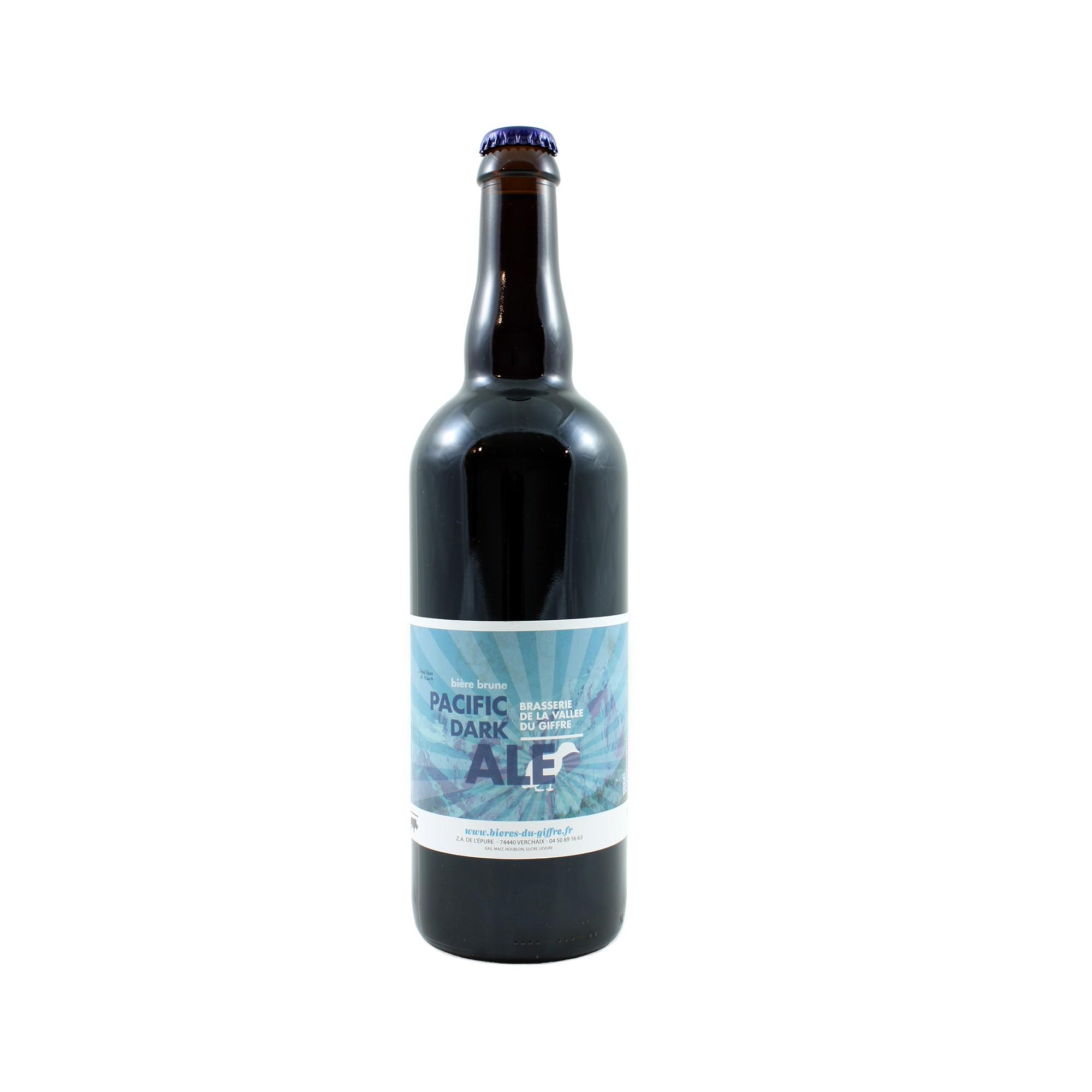 Pacific Dark Ale 75 cl