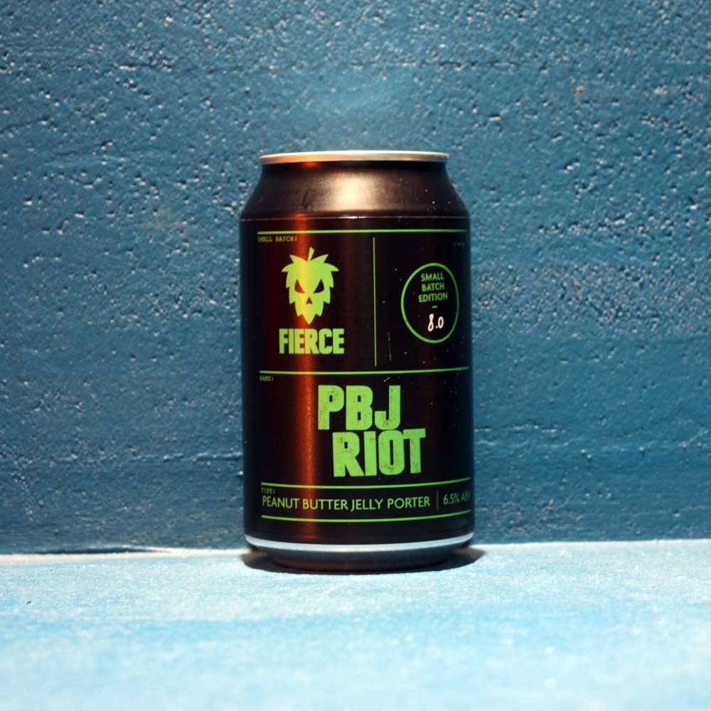 PBJ Riot - 33 cl - Fierce