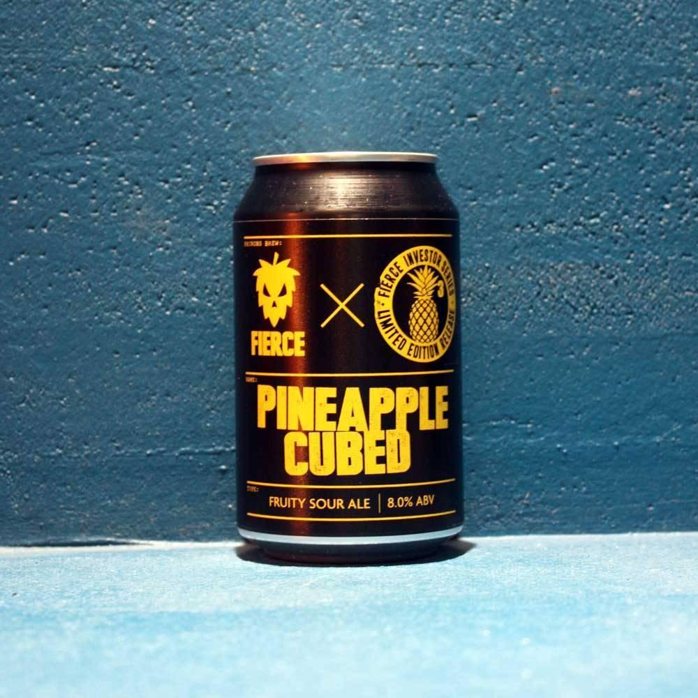 Pineapple Cubed - 33 cl - Fierce