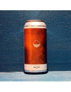 A•W18 One-Off Light Lager - DLUO 07/05/19 - 44 cl - Cloudwater