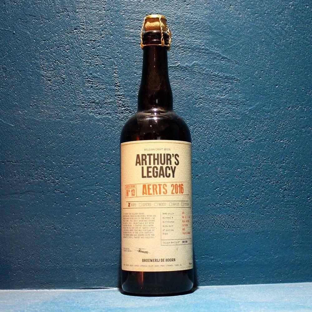 Arthur's Legacy No. 13 Aerts 2016 - 75 cl