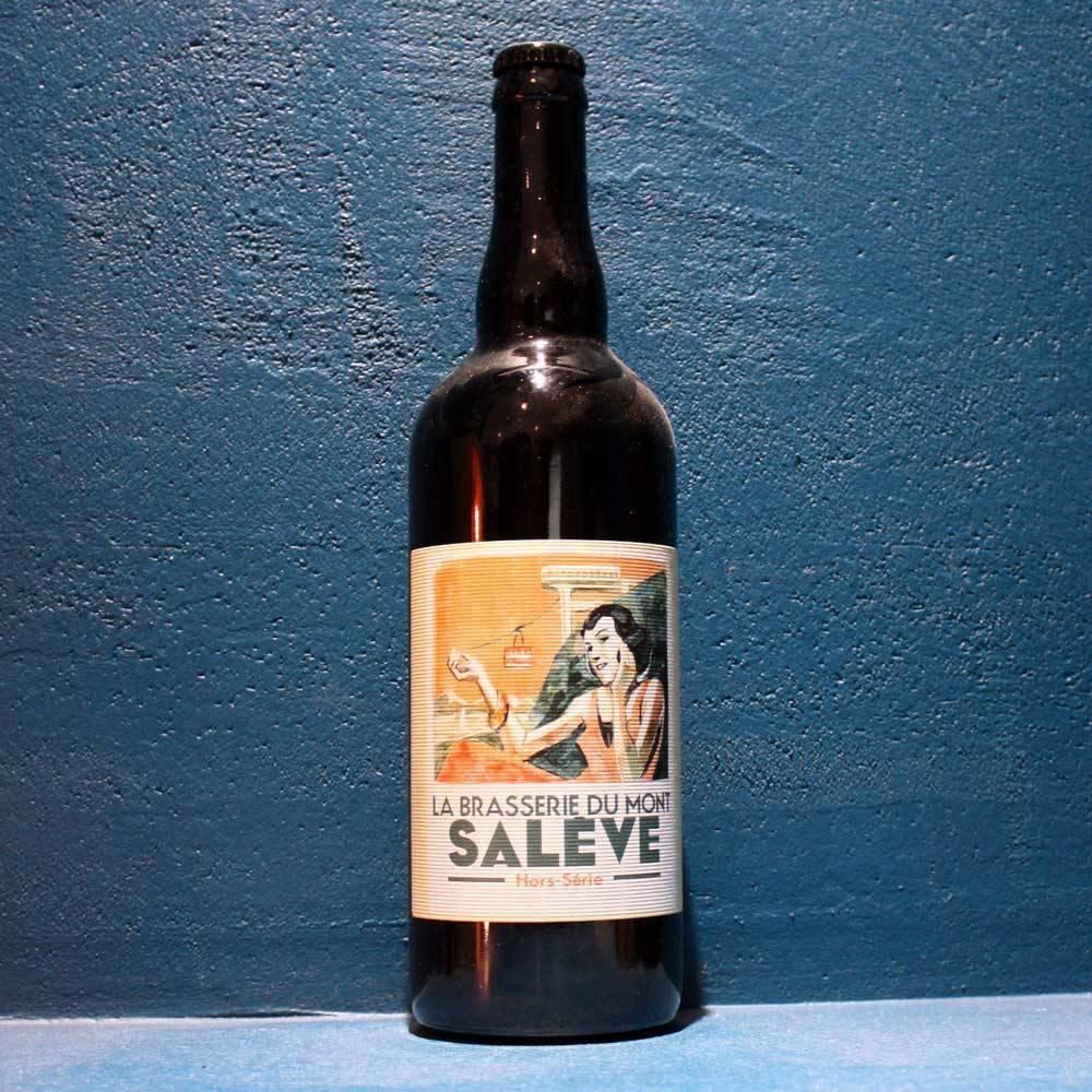 Hors-Série : Bière Sur Marc - 75 cl