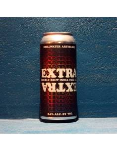Extra Extra Double Brut IPA - 47,3 cl - Stillwater