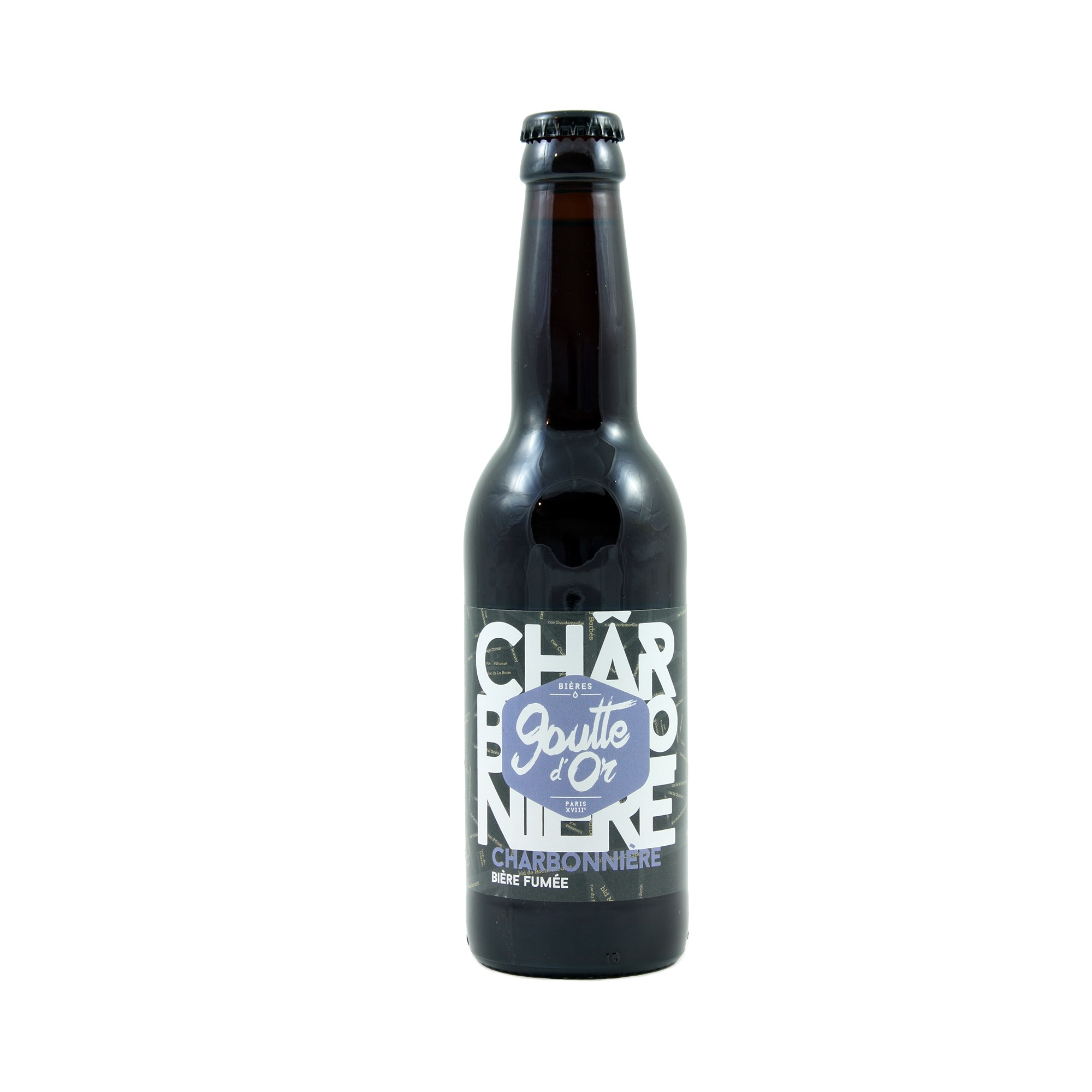 Charbonnière 33 cl