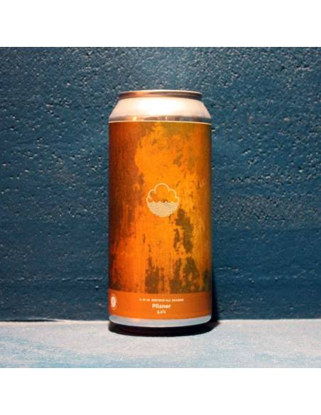 A•W18 Brewed All Season Pilsner DLUO 14/02/19 - 44 cl - Cloudwater
