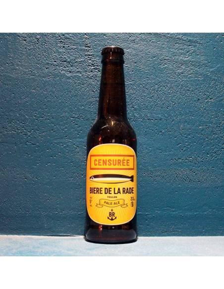 Censurée - 33 cl - Bière de la Rade