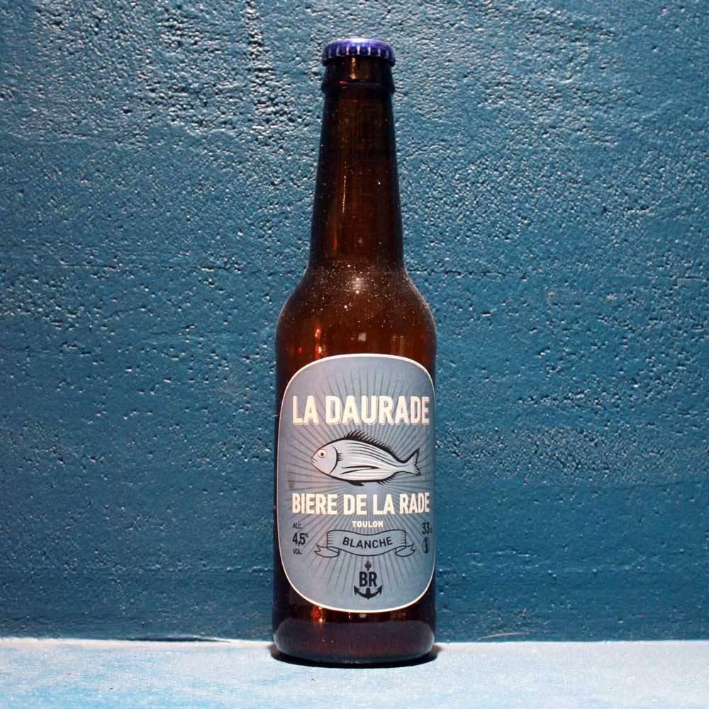 La Daurade - 33 cl - Bière de la Rade