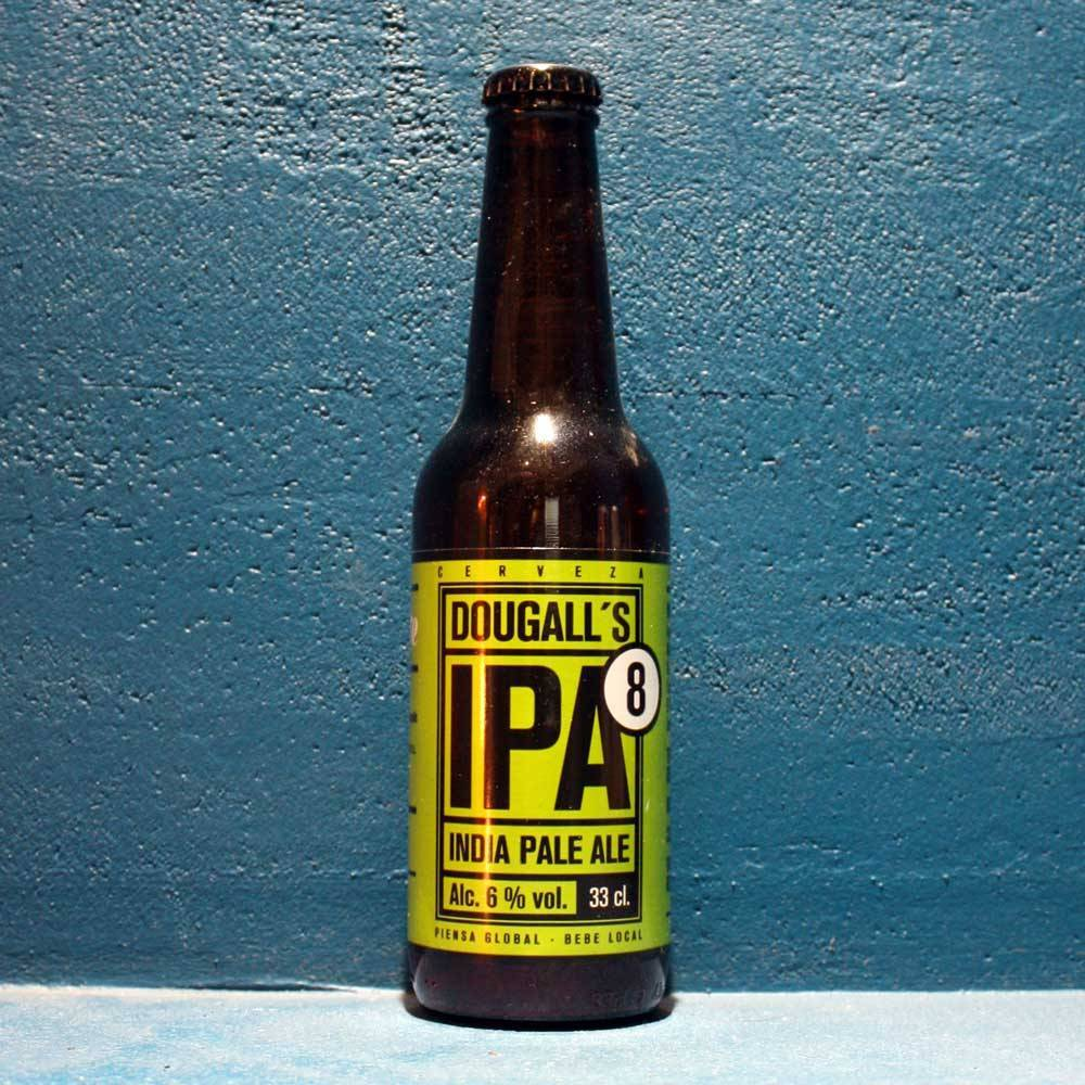 IPA 8 - 33 cl - Dougall's