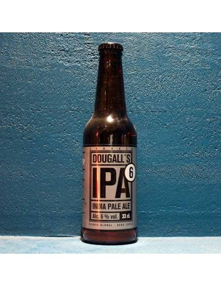 IPA 6 - 33 cl - Dougall's