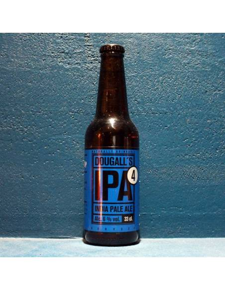 IPA 4 - 33 cl - Dougall's