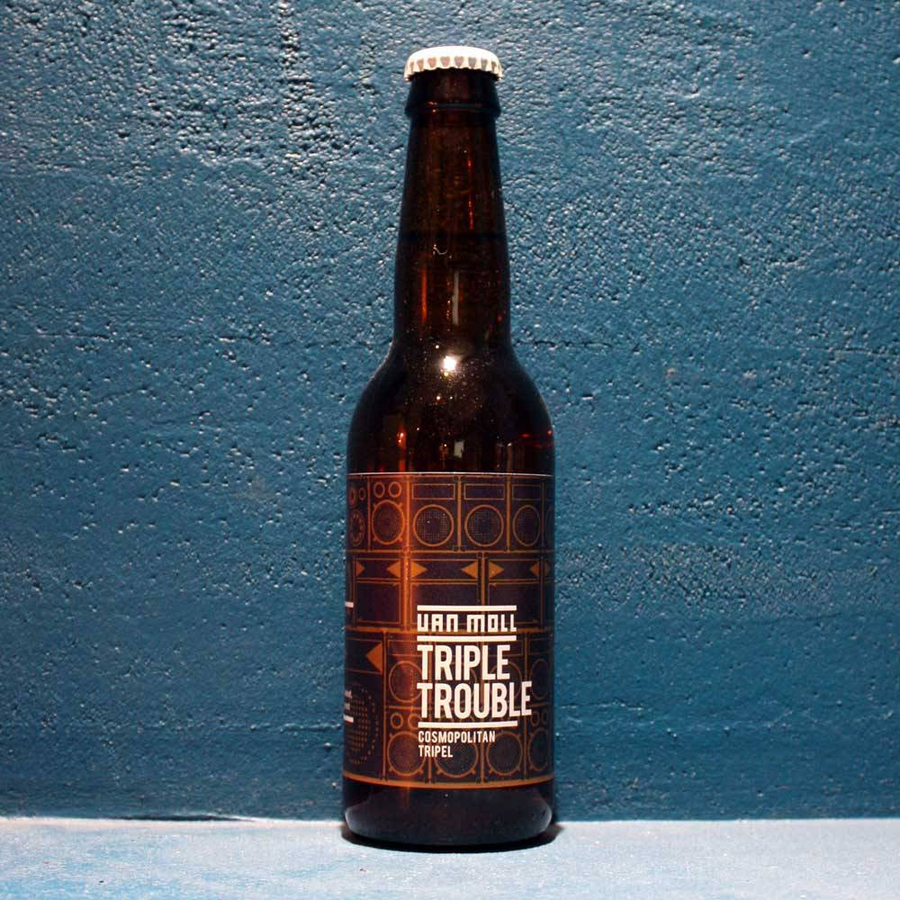 Triple Trouble - 33 cl - Van Moll