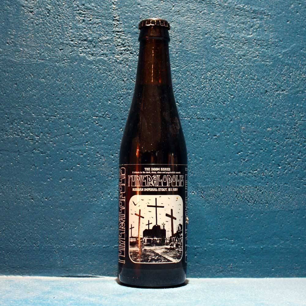 Funeralopolis - 33 cl - Laugar Brewery