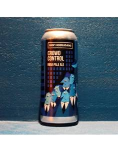 Crowd Control - 50 cl - Hop Hooligans