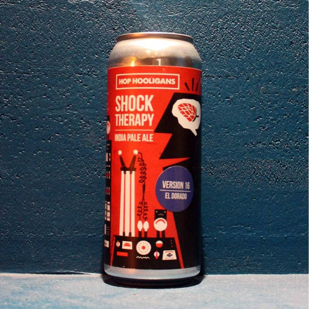 Shock Therapy - 50 cl - Hop Hooligans