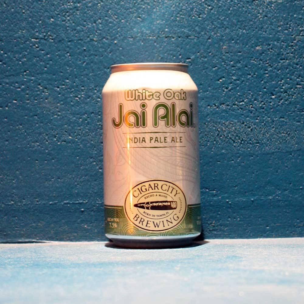 White Oak Jai Alai - 35,5 cl - Cigar City Brewing
