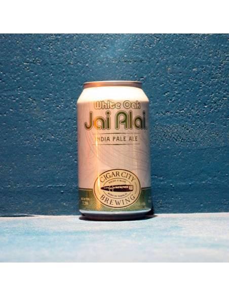 White Oak Jai Alai - 35,5 cl - Cigar City