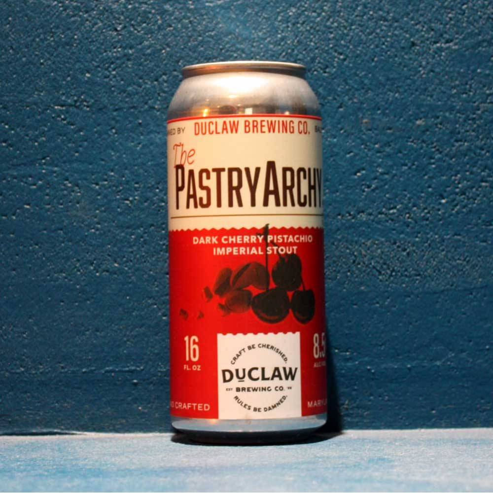 The PastryArchy Dark Cherry Pistachio - 47,8 cl - DuClaw Brewing Company