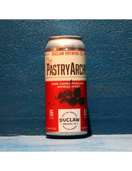 The PastryArchy Dark Cherry Pistachio - 47,8 cl - DuClaw