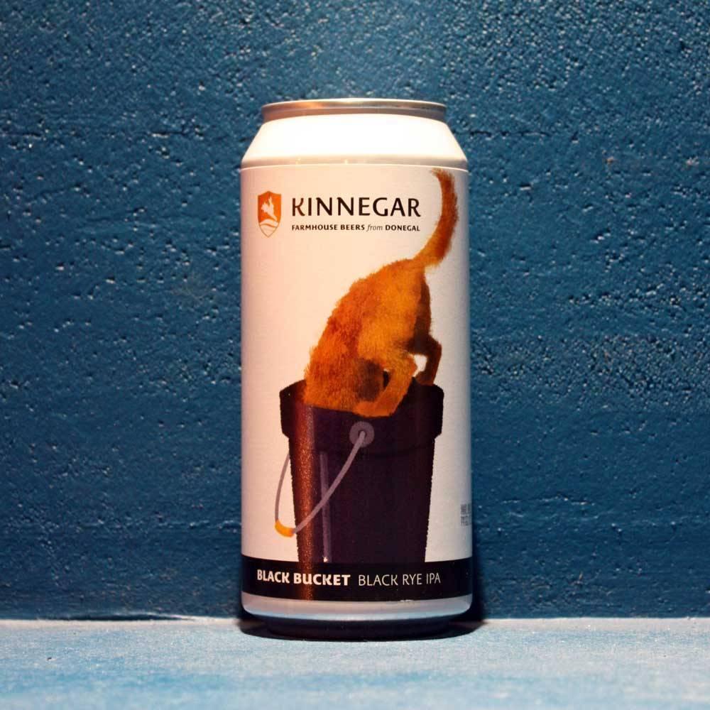 Black Bucket - 44 cl - Kinnegar Brewing