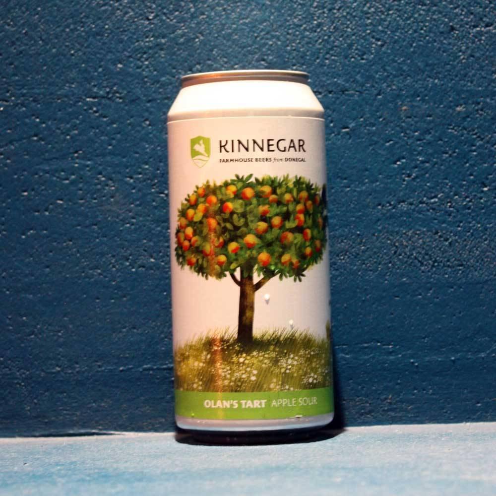 Olan's Tart - 44 cl - Kinnegar Brewing
