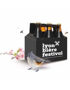 Coffret Lyon Bière Festival - 6 Bières Françaises - Phase 1