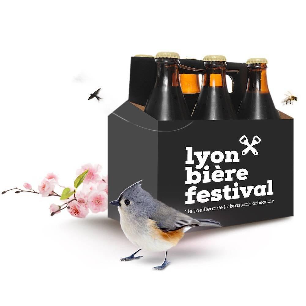 Coffret Lyon Bière Festival - Brasseries Françaises - Phase 1