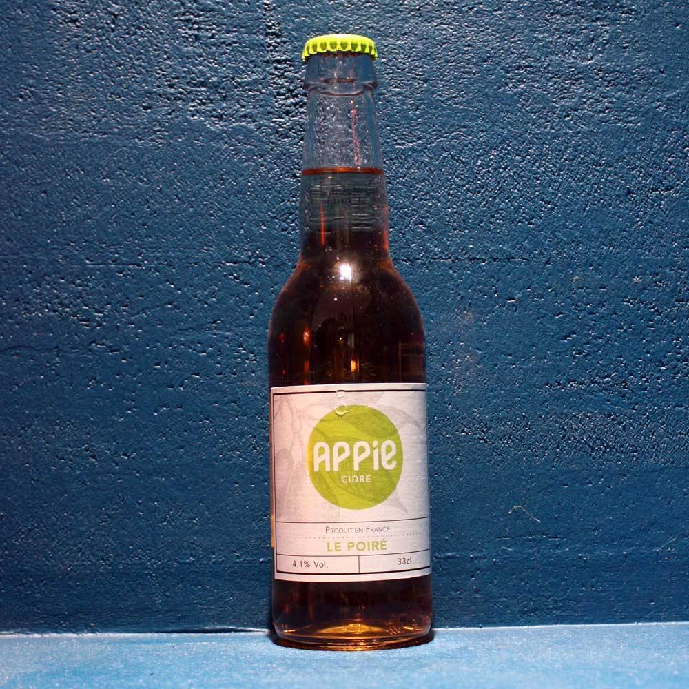 Le Poiré - 33 cl - Appie Cidre
