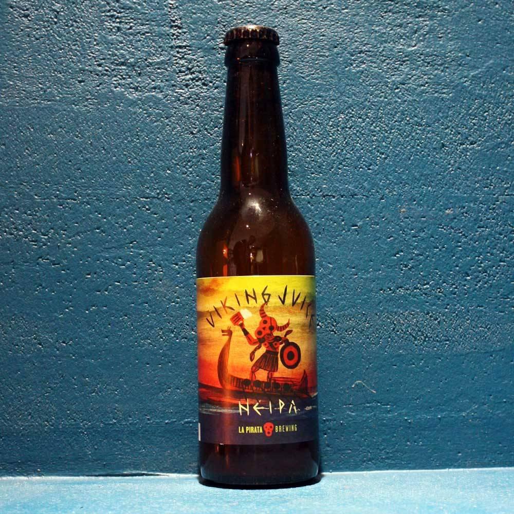 Viking Juice - 33 cl - La Pirata Brewing Brasserie