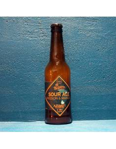 Sour Ale Passion & Mangue - 33 cl - Azimut