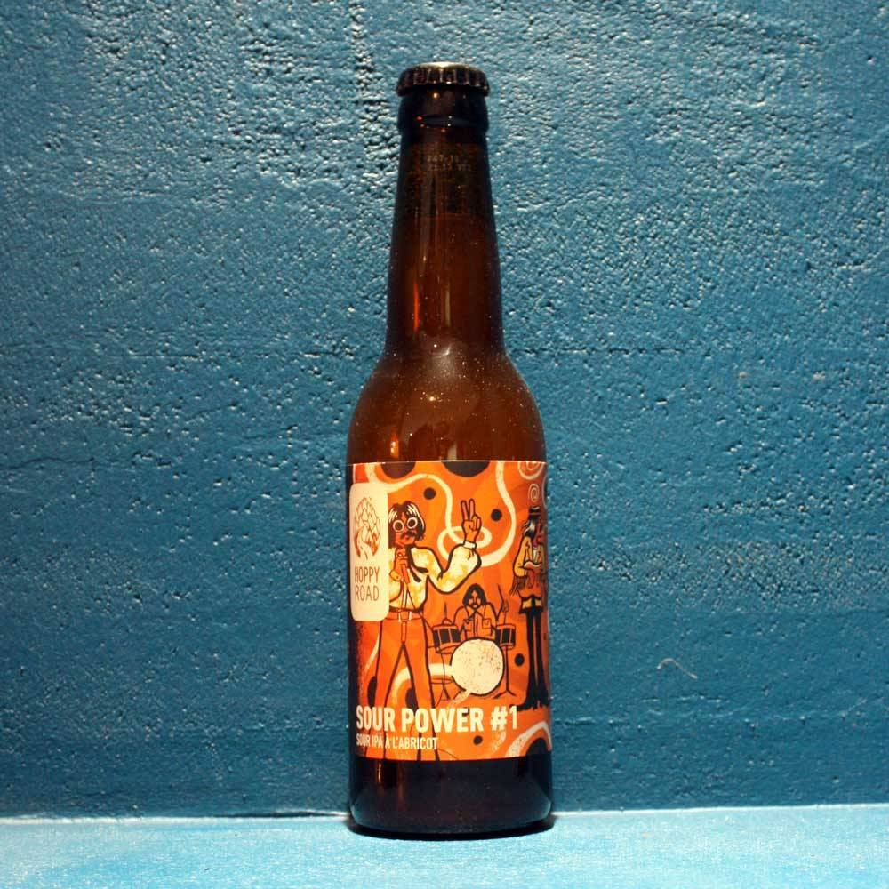 Sour Power #1 - 33 cl - Hoppy Road Brasserie