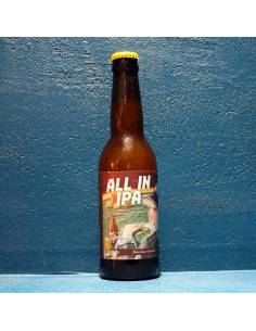 All In IPA - 33 cl - The Piggy Brewing Co