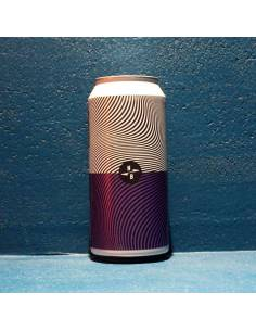 Triple Fruited Gose - Blueberry + Apricot + Blackberry - 44 cl - North Brewing x Ritual Lab