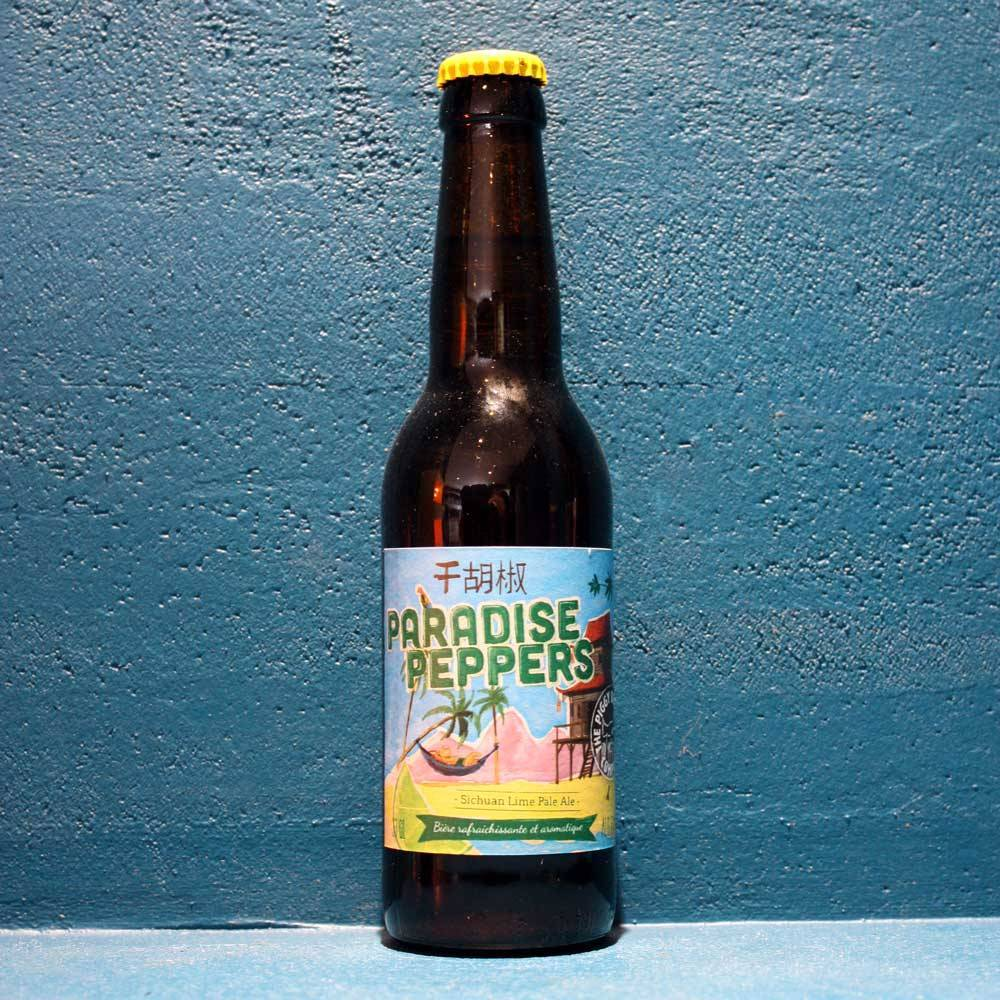 Paradise Peppers - 33 cl - The Piggy Brewing Company