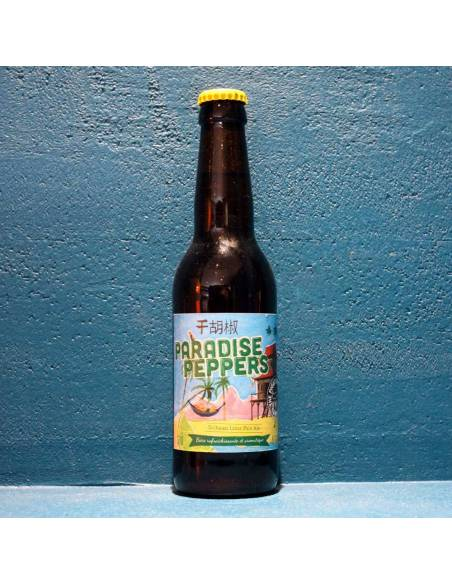 Paradise Peppers - 33 cl - The Piggy Brewing Co