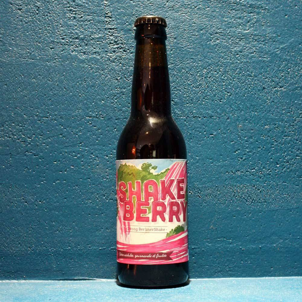 Shake Berry - 33 cl - The Piggy Brewing Company